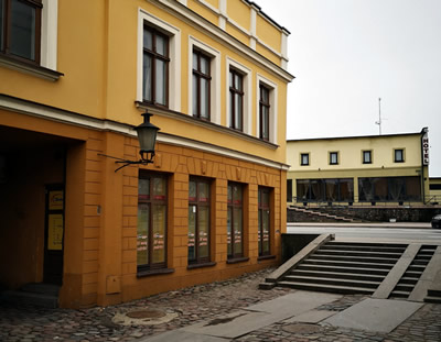 Офис ЕвроРента: аренда авто Клайпеда