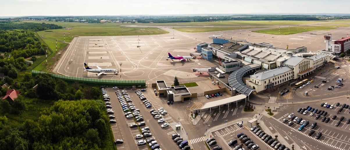 Аренда авто в Клайпеде для поездки из/в аэропорт. Компания ЕвроРента