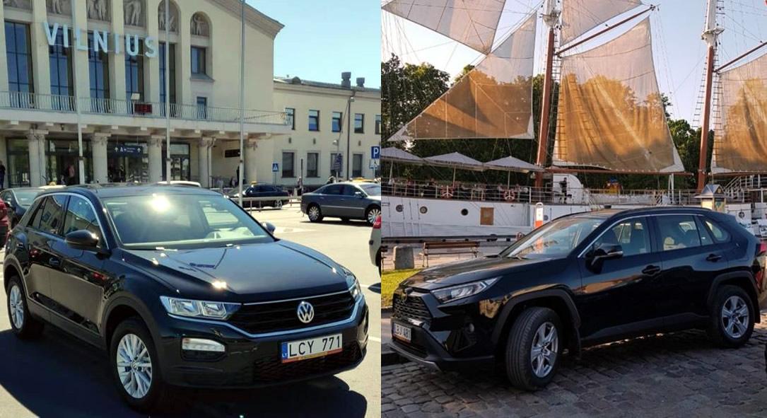 прокат авто в Вильнюсе